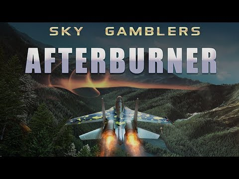 Sky Gamblers - Afterburner - Nintendo Switch Launch Trailer thumbnail