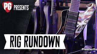 Rig Rundown - Meshuggah's Fredrik Thordendal, Mårten Hagström, & Dick Lövgren [2016]