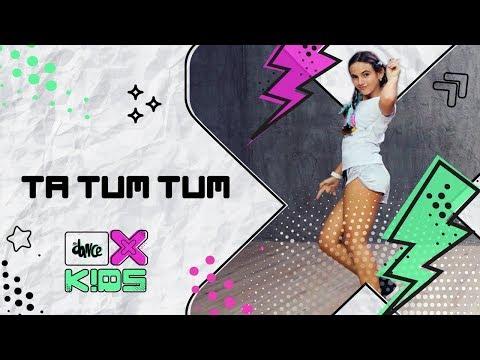 Ta Tum Tum - Kevinho e Simone & Simaria   FitDance Kids (Coreografía) Dance Video