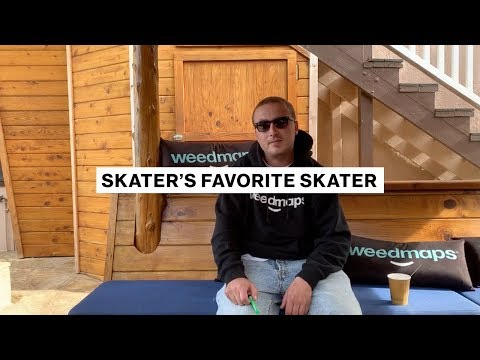 Skater's Favorite Skater | Marius Syvanen | Transworld Skateboarding