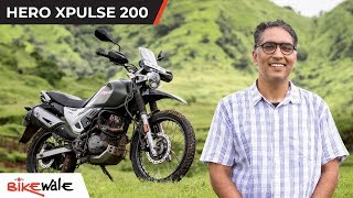 Hero Xpulse 200 | Worthy Upgrade To The Hero Impulse. Here's Why | BikeWale