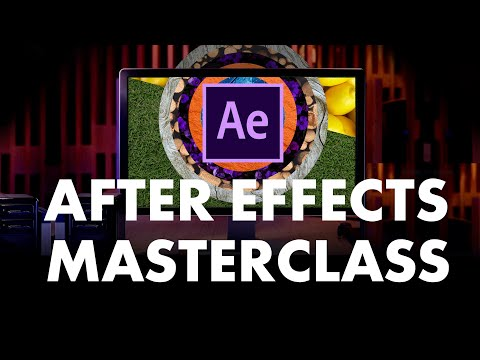 Learn After Effects 2020: FOR BEGINNERS