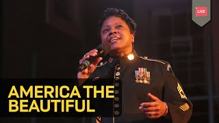 America the Beautiful - The Jazz Ambassadors