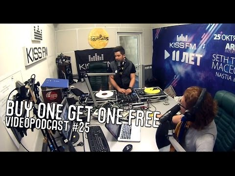 Buy One Get One Free Videopodcast #25 (episode #151) (15.11.2013)