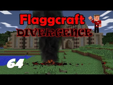 Flaggcraft: Divergence #64 - Exploring Buildcraft Additions