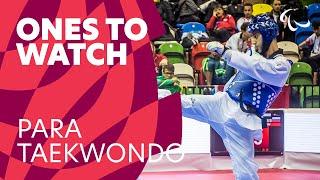 Para Taekwondo's Ones to Watch at Tokyo 2020 | Paralympic Games