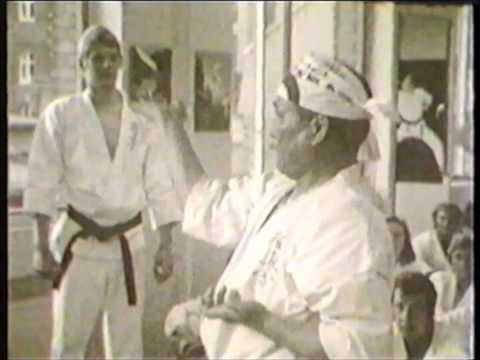 Mas Oyama in Copenhagen 1971