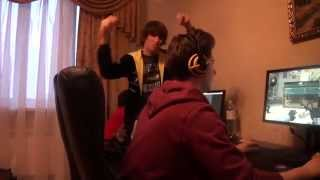 Typical Na`Vi bootcamp (feat Dendi, XBOCT & Puppey)