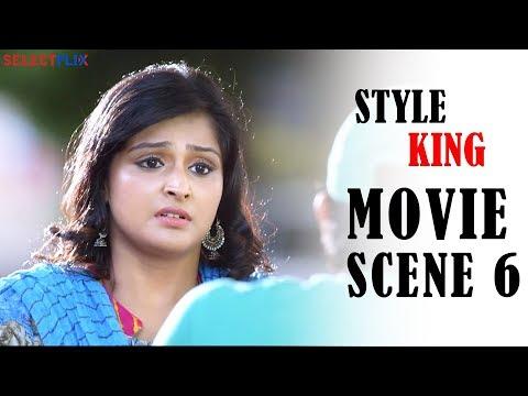 Download Movie Scene 6 - Style King - Hindi Dubbed Movie | Ganesh | Remya Nambeesan HD Mp4 3GP Video and MP3