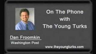 TYT interview Dan Froomkin Part 1 thumbnail