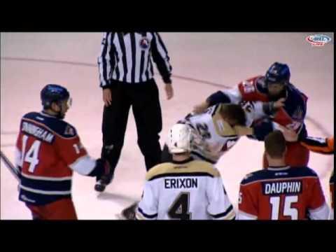 Justin Hache vs Steven Oleksy