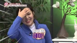 남한과 북한의 응원가 대결! 으쌰라 으쌰~![모란봉 클럽] 28회 20160327