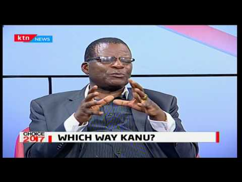 Choice 2017: Which way KANU - Analysis [Part 2] - 20/2/2017