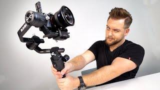 С этой штукой можно крутить камеру как хочешь! Самый крутой стабилизатор DJI Ronin S
