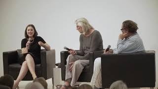 In Conversation: Jamie Nares And Julian Schnabel