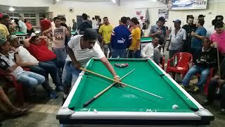 Maicon de Teixeira de Freitas vs Jarbas do Sul, par ímpar em Ernandópolis-SP, VÍDEO 01
