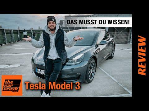 Tesla Model 3 (2021) Elon Musk hat UNS angerufen?! 🤯⚡️ Fahrbericht | Review | Test | Long Range AWD
