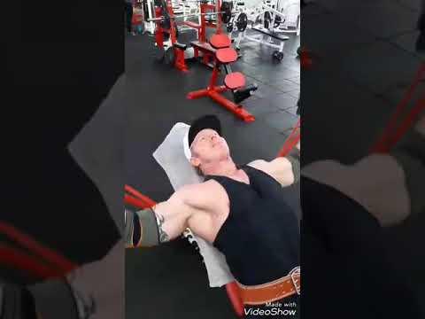 Ćwiczenia mięśnia suszenie
