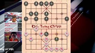 Cờ tướng Đồng Nai NGUYỄN QUỐC HƯNG vs PHẠM VIỆT DUY Đà Nẵng Đấu trường cờ việt 2019 vòng 3