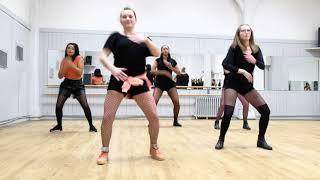 "Audrey Carlita   Chorégraphie Dancehall   SPice ""Indicator"""