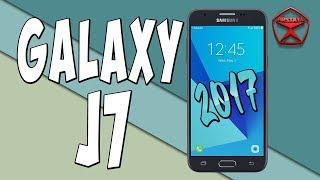 Samsung Galaxy J7 (2017) / Арстайл /