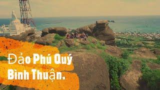 Đảo Phú Quý. Chuyến đi 2016. By. DJi Phantom 3 Adv
