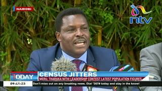 #Census2019: Tharaka Nithii leadership contest latest population figures