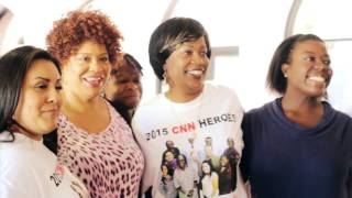Kim Coles CNN Hero Support Kim Carter Time For Change Foundation