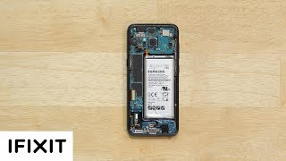 How To Replace the Battery in your Samsung Galaxy S8