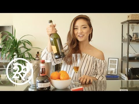 2 Homemade New Years Eve Cocktail Recipes | Hangtime With Jenn Im | Refinery29