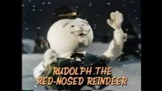 FHE Logo and Rankin Bass Christmas Ads