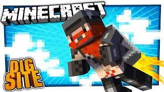 HOW DID WE MISS THIS? | Minecraft Dig Site #10