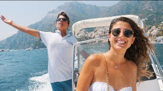 My Favorite Place in Positano, Italy | Mimi Ikonn Vlogs