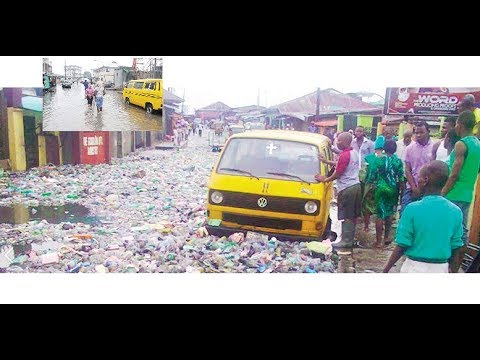 deplorable state of badagry road and the demands of citizens who reside in that axis.