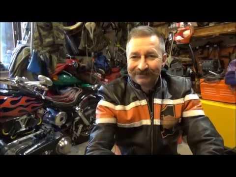 Meine Lederjacken Teil 3 Biker Jacken