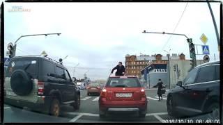 Kinh nghiệm lái xe ô tô- Một số tai nạn thường và xem để tránh