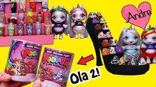 Gambar cover Abrimos Ola 2 de Poopsie Slime | Muñecas y juguetes con Andre para niñas y niños