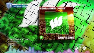 Michael Calderone - Invasion (Radio Edit) (Official Music Video Teaser) (HD) (HQ)