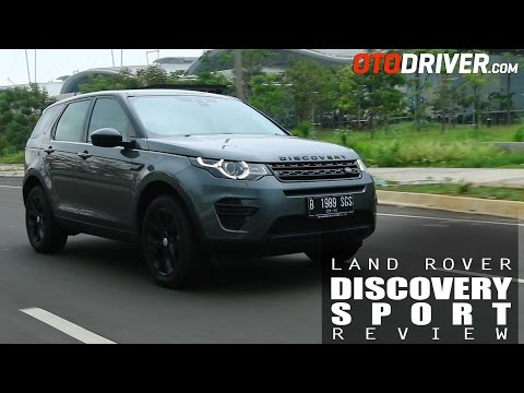 Land Rover Discovery Sport 2016 Review Indonesia | OtoDriver
