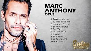 Marc Anthony – Opus (Álbum Completo) (2019)