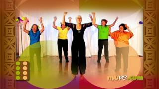 Dance Workout for Seniors - Low Impact Exercise for Older Adults by MUVEmethod