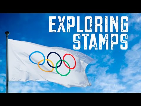 Exploring Stamps: Olympic Stamps