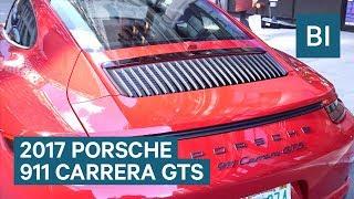 The 2017 911 Carerra GTS Is One Of Porsche