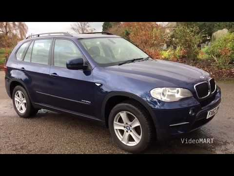 2012 (62) BMW X5 3.0 XDRIVE30D SE 5DR AUTOMATIC