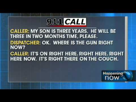 911 Call Reveals How Toddler Reportedly Shot, Killed Mother