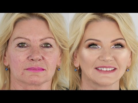 Hooded Eyes Mature Makeup | STEPHANIE LANGE