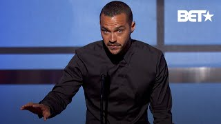 Jesse Williams Condemns Police Brutality In Moving  Speech at 2016 BET Awards | BET Awards 2020
