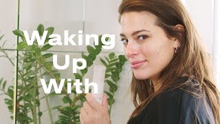 Ashley Graham's Morning Routine | Waking Up With | ELLE