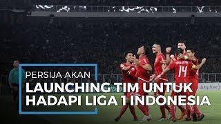 Persija Jakarta akan Gelar Acara Launching Tim untuk Hadapi Kompetisi Liga 1 2020 Awal Maret
