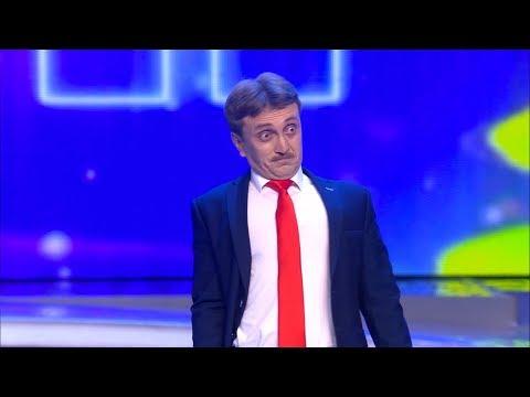 КВН Наполеон Динамит - Сергей Собянин и Дмитрий Песков